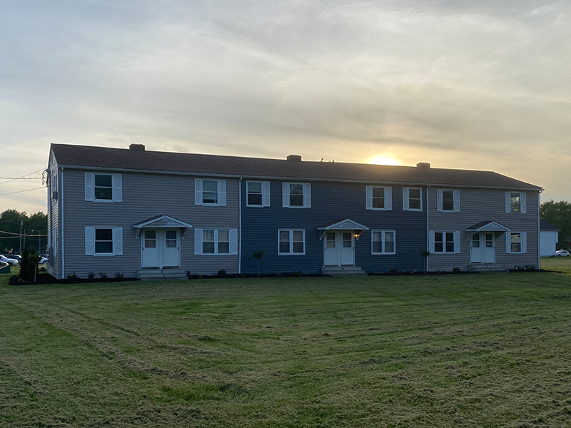 recovery housing portage county